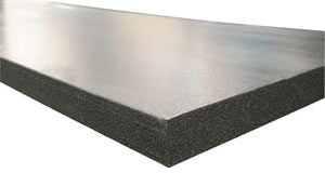 SilverGlo™ crawl space wall insulation available in Amherst