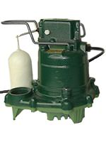 cast-iron zoeller sump pump systems available in Amherst, Nova Scotia, New Brunswick