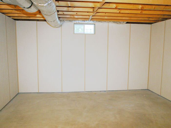 basement wall panels installed in ns nb basement wall panels