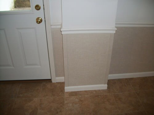 basement wall covering that resists mold & rot for Kentville homeowners
