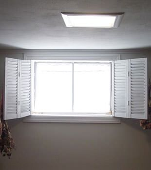 Basement Window installed in Quispamsis, Nova Scotia & New Brunswick